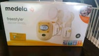 Medela Freestyle Double Electric Breastpump Toronto, M9B 5C1