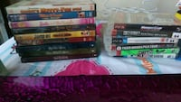 assorted DVD movie case lot California City, 93505