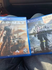 Ps4 games Hagerstown, 21740