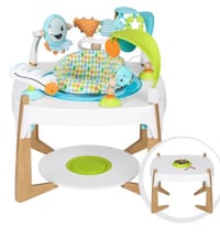 Baby bouncer / activity table 2 in 1 - Evenflo Columbia, 29212