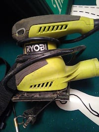 yellow and black ryobi corded power tool Oroville, 95965