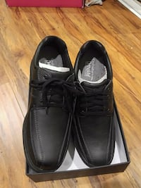 New Black work shoes Los Angeles, 90019