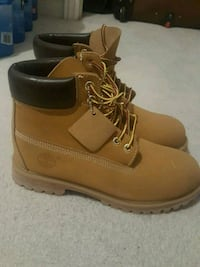 Timberland boots 7.5M Mississauga, L5V 1L4