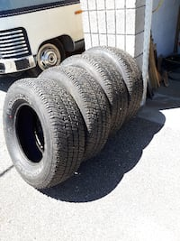 Michelin LTX A/T2 LT265/70R17  M+S Mission