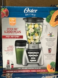 Oster Pro Blender and Smoothie Dearborn, 48126