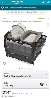 Graco Pack and Play Rockville, 20852