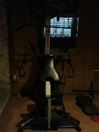 black and gray exercise equipment Frederick, 21703
