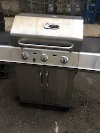 Grill - used outdoor Grill Bridgeport