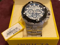 Invicta 17862 Chronograph Reserve Collection