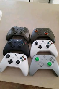 X360 control good condition  30 dollar each