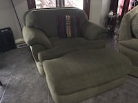 Couch, loveseat, chair, ottoman Bakersfield, 93308
