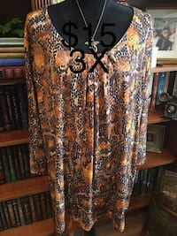 Ladies Size 3X Top  Edmonton, T6L 6Z6