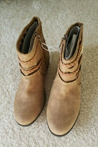 Justice girls boots size 7 Ashburn, 20147