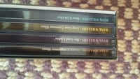 Hank Williams 4 CD Set  Apple Valley