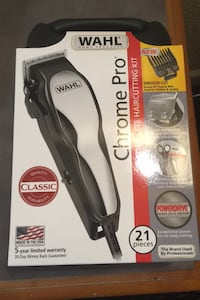 Wahl electric clippers