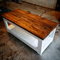 Solid Pine Coffee Table (new)  Minesing, L0L 1Y0