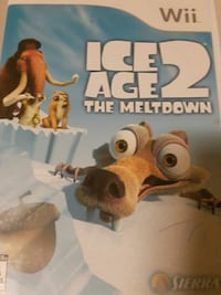 Wii - Ice Age 2 The Meltdown  Toronto, M6K 3G1