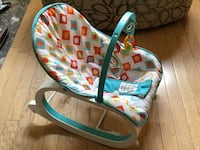 baby's multicolored bouncer Falls Church, 22043