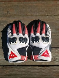 Size L, Dainese Mig C2 motorcycle gloves Suisun City, 94585