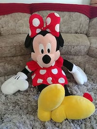 Giant Stuffed Official Disney Minnie Mouse Groveport, 43125