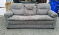 Gray Couch Frederick