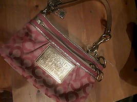 .Coach mini purse