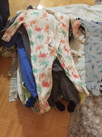 Baby sleeper bundle Toronto, M2J 3B8