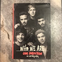 Who We Are One Direction Our Autobiography Jalandhar, 144026