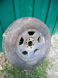 Ford spare tire from a expedition Pasadena, 77502