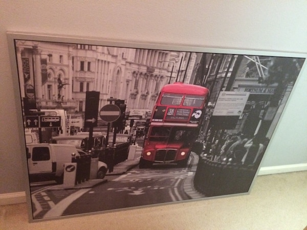 IKEA London Double Decker Bus