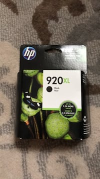 Hp 920 XL ink cartridge—- price negotiable  Philadelphia, 19144