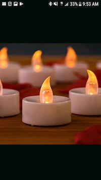 Candles Temple Hills