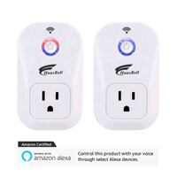 Hausbell Smart wifi Plugs (Works with Alexa) Silver Spring, 20904