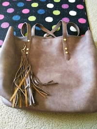 Cocoa Large Handbag
