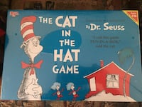 Cat in the Hat Game (Brand New) Edmonton, T6J 5G9