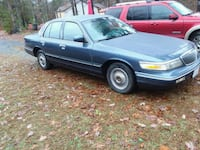 Mercury - Grand Marquis - 1996 150 mi