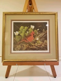 Shirley deaville - In praise of the spring cardinal  Richmond Hill, L4B 2R9