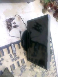27 inch tv with remote  bynex