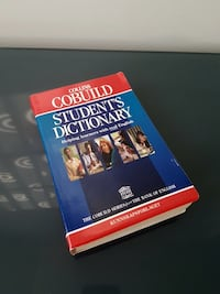 Student's Dictionary Cobuild TIL SALGS Oslo, 0585
