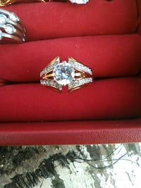 18k gold ring Lake Charles, 70615