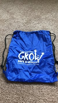Drawstring bag St. Louis Park, 55426