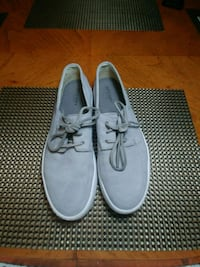 Gray Suede Sperry's Catonsville, 21228