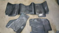Great condition rubber mats  Toronto, M6N 5G8