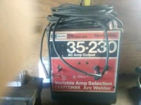 200 amp stick welder works all the way may trade f