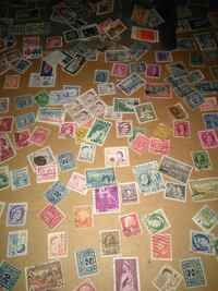 Stamps 1927-1975