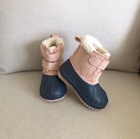 Old Navy toddler boots size 5 Mississauga, L5M 0H2
