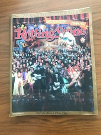 Rolling Stone 1000th issue special Calgary, T2P 0E4