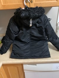 Girls winter jacket size 9-10