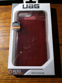UAG Pylo red case for IPhone 8/7/6 Plus London, N6H 4T1
