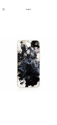 Marble Painted Pattern Soft TPU Back Case Cover T07 for iPhone XS